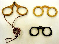 Holzbrillen