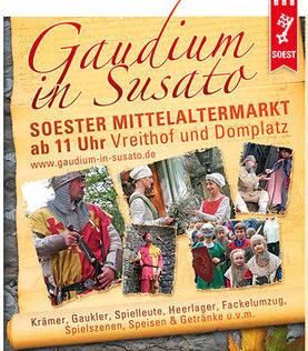 Gaudium in Susato